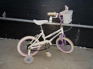 Vélo roues 13'' fillette