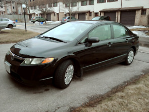 Honda Civic Sedan 2007