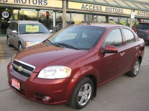 2011 Chevrolet Aveo, Only 45k, Auto, Like Brand New Condition