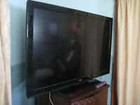 """55"""" RCA Flat screen TV - LCD great for gaming $400"""