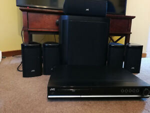 Sound surround system, DVD player