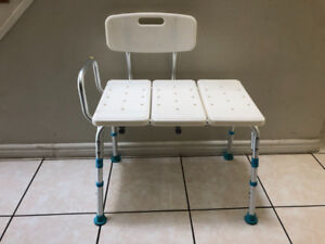 Bath/Shower Transfer Benches for sale