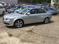 Audi A4 2.0TDI 2007MY S Line ***FINANCE THIS CAR***
