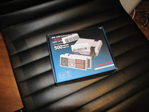 3rd Party Mini NES with 2 Controllers and 500 built-in games