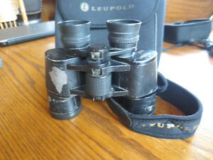 8X42 WIND RIVER-LEUPOLD BINOCULARS REDUCED