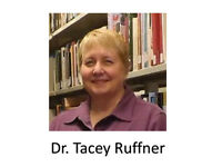 Dr. Tacey Ruffner, CELPIP and ESL Tutor