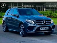 2017 Mercedes-Benz GLE CLASS GLE 350d 4Matic Designo Line 5dr 9G-Tronic Auto Est