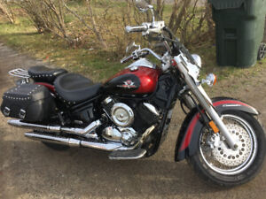 Yamaha 1100 V-Star Classic for sale or trade