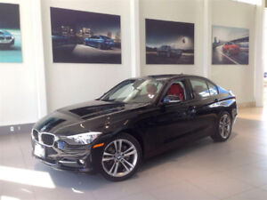 2014 BMW 320i Xdrive, sport package