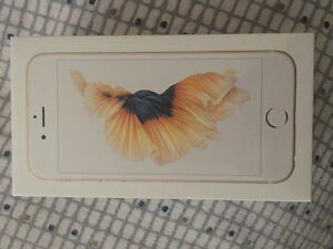 SEALED IPHONE 6S for sale!   GOLD - 32gb   600$