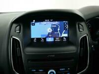 2017 Ford Focus 1.0 EcoBoost 125 ST-Line 5dr HATCHBACK Petrol Manual