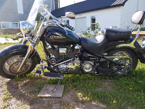 2002 Midnight Star, Big bore kit and high compression kit