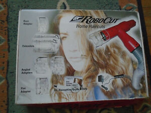 ROBOCUT Home Haircutting System