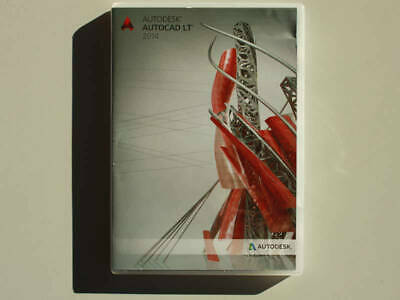 Autodesk AutoCAD LT 2014 Vollversion, deutsch (EN,FR,ES) SKU: 057F1-AG5111-1001