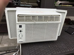 AIR CONDITIONER -PORTABLE WINDOW