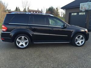 Mercedes Benz 2012 GL 350  Blue Tec Diesel  Strathcona County Edmonton Area image 2