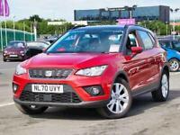 2020 SEAT Arona 1.0 TSI SE Technology [EZ] 5dr Hatchback Petrol Manual