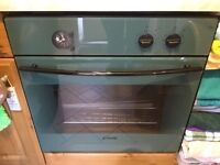 Candy F245 Fan Assisted Electric Over and Gas Hob