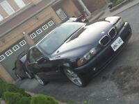 BMW with m3 Rims  Running Good