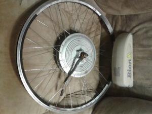 BionX E bike kit