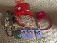 Claire's Accessories Earring and headband set kids