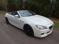 BMW 640 640d Convertible 3.0TD auto M Sport - 2012/12 reg. P/X or SWAP