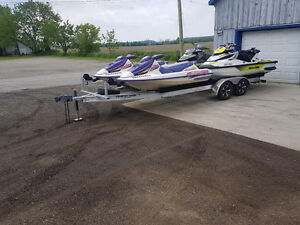 Four Place Seadoo trailer