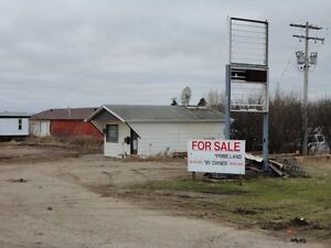 High Traffic Commercial Land For Sale
