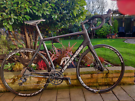 Cannondale Synapse Carbon Ultegra Disc Endurance Road Bike.