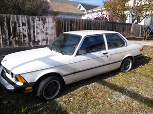 82 BMW 320I NEEDS TLC
