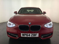 2015 BMW 118D SPORT DIESEL 1 OWNER SERVICE HISTORY FINANCE XP WELCOME