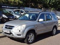 2004 04 HONDA CR-V 2.0 I-VTEC EXECUTIVE 5D AUTO 148 BHP