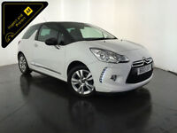 2013 CITROEN DS3 DSTYLE E-HDI DIESEL SERVICE HISTORY FINANCE PX WELCOME