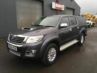 2014 (64) Toyota Hilux Icon 2.5D-4D Double Cab 4x4 Diesel Pickup *Upgrade Model*
