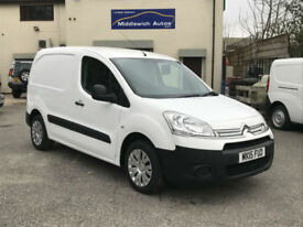 Citroen Berlingo 1.6HDi 75 L1 625 Enterprise Special Edition