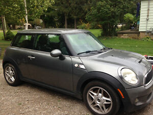 2007 MINI Mini Cooper S S Coupe (2 door)