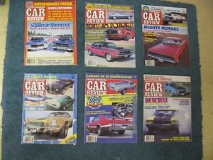 Car Exchange/Review Magazines - 1980 - 86  # 3 **REDUCED**