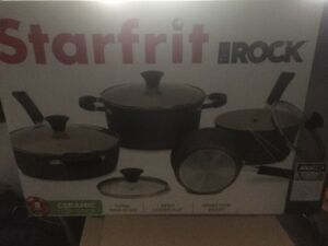 Starfit Rock Cookware Brand New