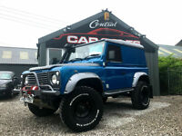 LAND ROVER DEFENDER OFF ROAD PREPARED TD5 GREEN LANER 4WD 4X4 ONE OFF SHOW