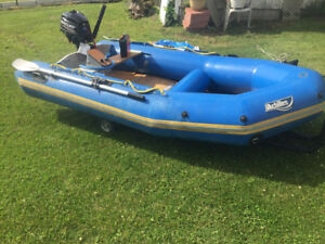 rubber boat dingy