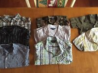 Boys 3T Dress Shirts / Chemises 3t garçons
