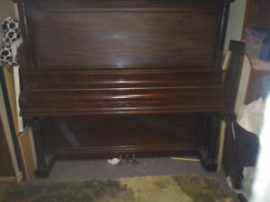Antique Upright Piano -  FREE
