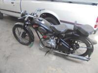 csepel 125cc