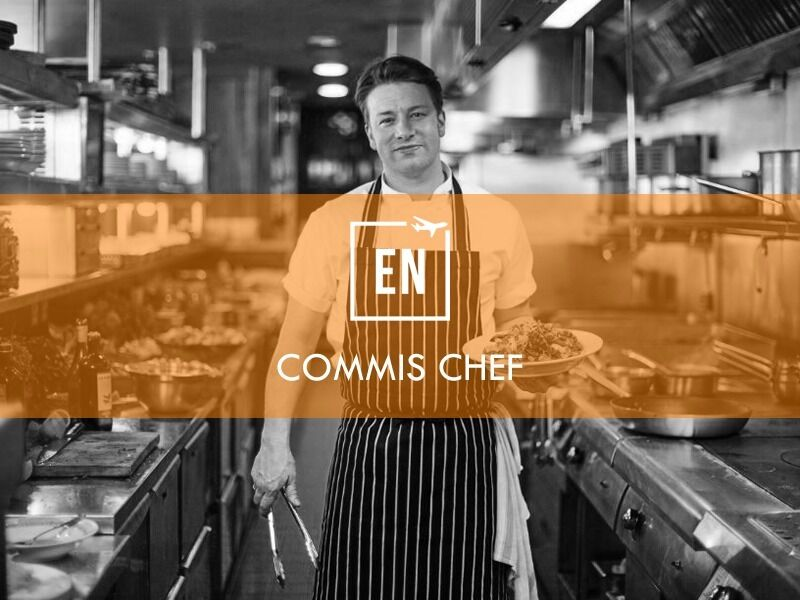 Like To Work As a Commis chef For a Italian Restaurant? Immediately Start!