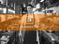 Commis chef needed for a new restaurant in Central London