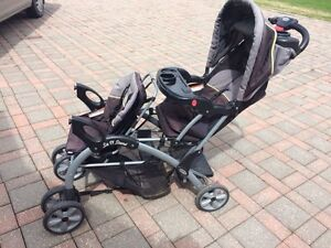 Baby Trend Sit &Stand Double stroller