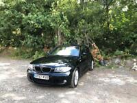 2007 57 BMW 1 SERIES 2007BMW 2.0 118I M SPORT 5D AUTO 141 BHP BLACK