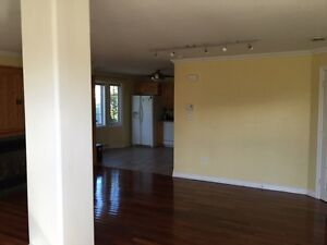 Two bedroom house for rent in Wolfville