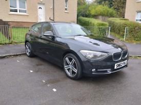 62 plate BMW 1 series. Swap bigger engine