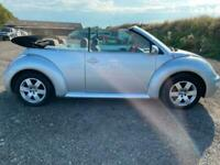 Volkswagen Beetle Cabriolet 2003